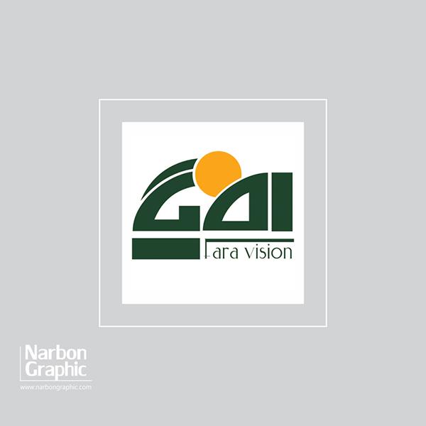 طراحی لوگو افق فراویژن